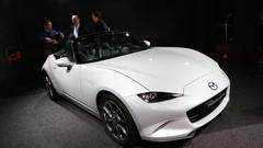 Mazda MX-5 2015 : la fiche technique dévoilée à Genève