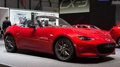 Mazda MX-5 à Genève
