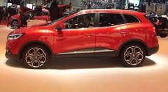 Renault Kadjar : hybride rechargeable en 2018