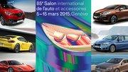 Genève 2015 :  Un panachage unique