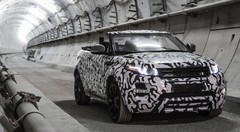 Land Rover confirme l'Evoque Cabriolet
