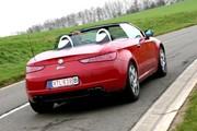 Essai Alfa Romeo Spider 2.2 JTS : la dolce vita