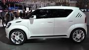 Suzuki iM-4 : le nouveau Jimny préfiguré