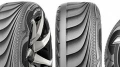 Triple Tube : Goodyear réinvente la roue