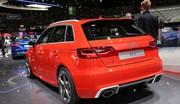 Audi RS3 : une nerveuse au salon de Genève