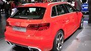 Audi RS3 Sportback : la plus puissante des compactes