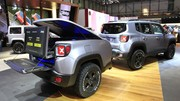 Jeep Renegade Hard Steel : SUV hot spot