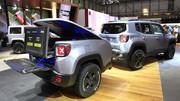 Jeep Renegade Hard Steel : SUV hot spot