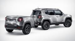 Jeep présente le show car Renegade Hard Steel