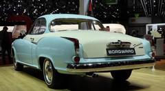 Les ambitions de Borgward