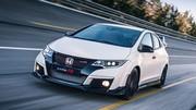 Honda Civic Type R : 310 chevaux pour 34.000 € !