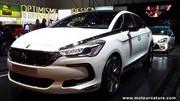 Genève : la DS5 a perdu ses chevrons Citroën