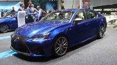 Lexus GS-F : radicale mais pas trop