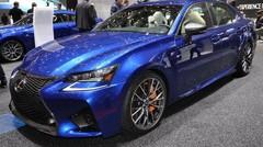 Lexus GS-F : l'entre-deux