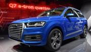 Audi Q7 e-tron quattro, mastodonte à l'appétit d'oiseau