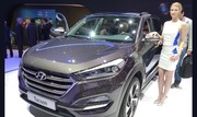 Hyundai Tucson : capital
