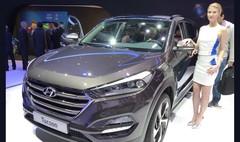 Hyundai Tucson : capital