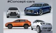 Genève 2015 : 10 concept-car parés pour la série ?