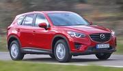Essai Mazda CX-5 (2015) : Le premium en ligne de mire