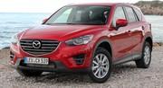 Essai Mazda CX-5 restylé : presque premium