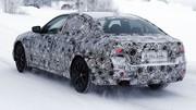 Future BMW Série 5 : Convoi exceptionnel