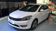 PSA lance sa première auto low cost en Chine, la L60