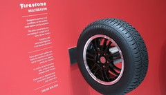 Firestone présente deux pneus au salon de Genève 2015