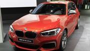 BMW Série 1 restylée : gros ravalement