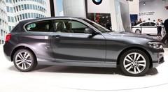 BMW Série 1 restylée : elle fait sa timide au salon de Genève