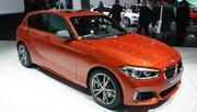 BMW Série 1 restylée, nouveau derrière sexy !