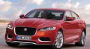 La future Jaguar XF?