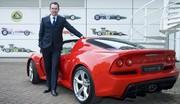 Bientôt un SUV dans la gamme Lotus ?