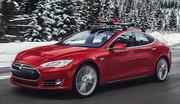 Essai Tesla Model S P85D (2015) : foudroyante !