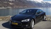 Premier contact Tesla Model S P85 D : Deux fois plus électrisant !