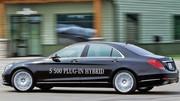 Futures Mercedes hybrides : L'avenir est rechargeable