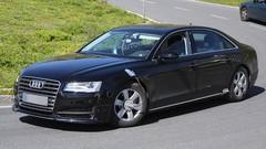 Future A8 : 1re Audi autonome en 2017