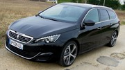 Essai Peugeot 308 GT SW 2.0 BlueHDi 180 EAT6 : Décollage de pulpe