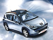 Peugeot 207 SW Outdoor Concept : Double promesse d'avenir