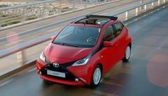 Avec la finition x-wave, la Toyota Aygo se découvre à son tour
