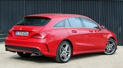 Essai Mercedes CLA Shooting Brake : break de classe