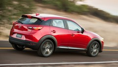 Les prix de la Mazda CX-3