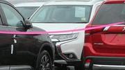 Le nouveau Mitsubishi Outlander est prêt