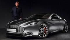Fisker Thunderbolt : l'Aston revisitée