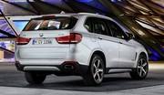 Le BMW X5 hybride rechargeable enfin en série !