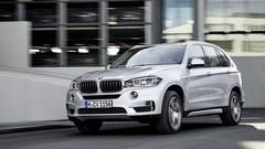 BMW X5 xDrive40e : 3,3 l/100 km pour l'hybride rechargeable