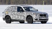 Le futur BMW X3