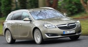 Essai Opel Insignia 2.0 CDTI 170 : plus nouvelle qu'il n'y paraît