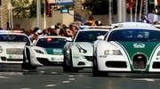 Dubai croule sous les voitures (de luxe)
