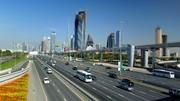 Dubaï : 540 voitures pour 1000 habitants, plus qu'à New-York ou Paris