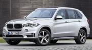 BMW X5 hybride rechargeable : la version xDrive40e dispo à l'automne 2015